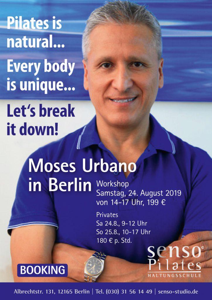 Workshop Moses urbano