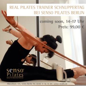 Real Pilates Trainer Schnuppertag