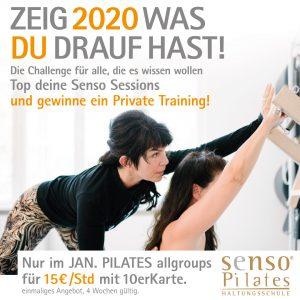 Senso Challenge 2020
