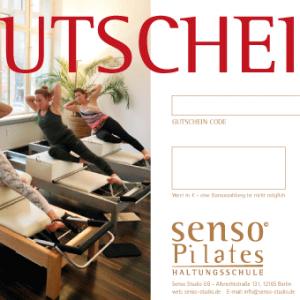 Wertgutschein Senso Studio